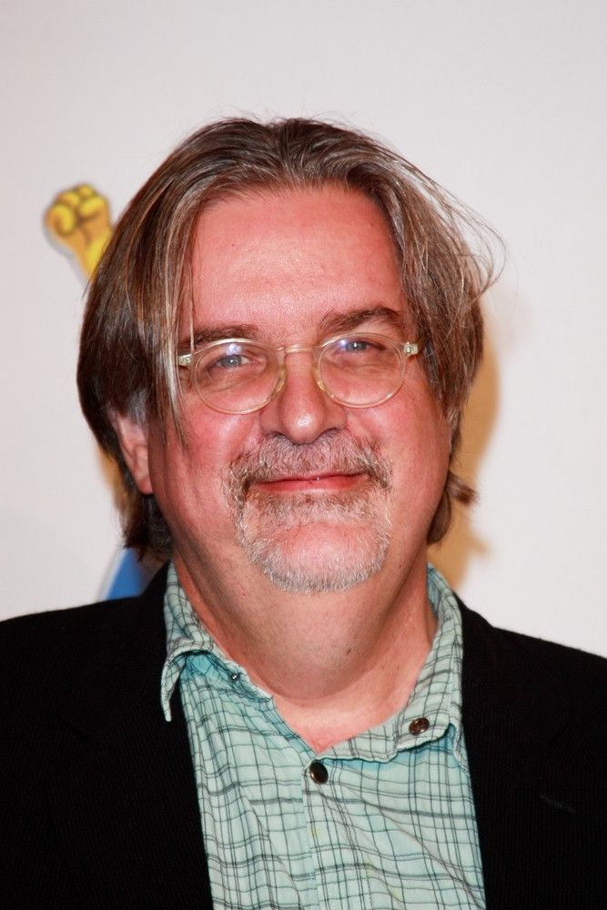 """Über so viel Erfolg kann """"Die Simpsons""""-Erfinder Matt Groening nur lächeln."""