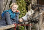 """Moderiert regelmäßig die RTL Dating-Show """"Bauer sucht Frau"""": Inka Bause."""
