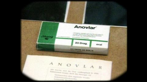 Verpackung antibabypille grüne (Fair)packen wir
