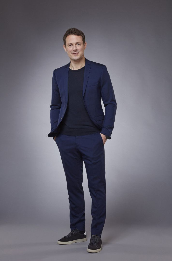 Moderator Alexander Bommes