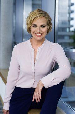 Caren Miosga - Moderatorin Tagesthemen