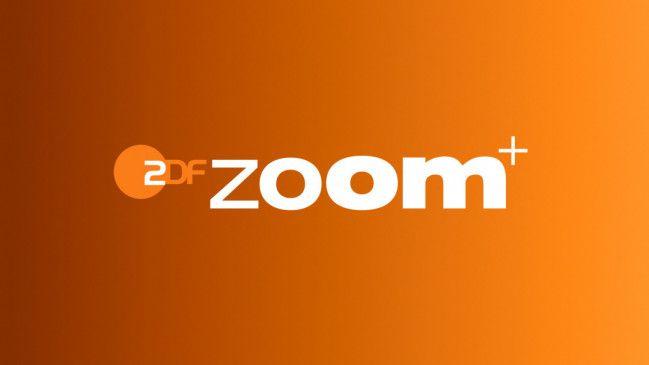 "Logo ""ZDFzoom""."