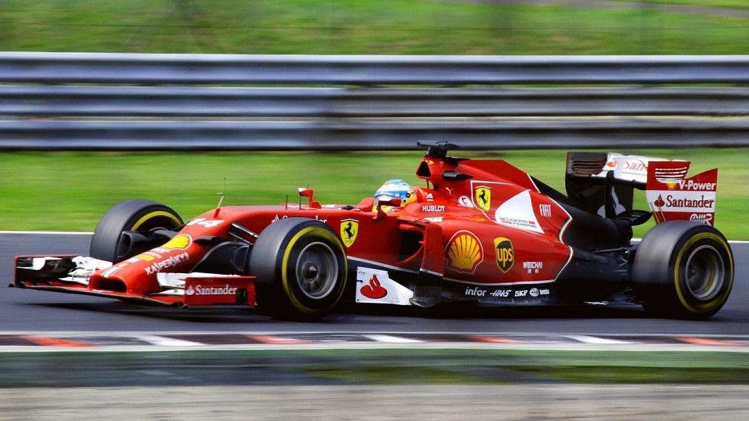 Formel 1, Motorsport