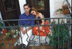Melek (Idil Üner) weiss nicht, dass Daniel (Moritz Bleibtreu) beschlossen hat, ihr nach Istanbul nachzureisen.
