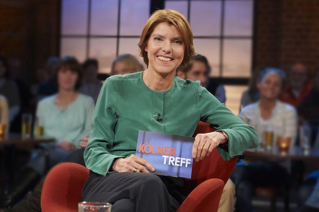 Bettina Böttinger - moderatorin