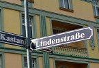 Lindenstraße - Logo