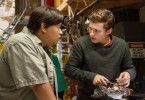 Ned (Jacob Batalon, l.) und Peter Parker (Tom Holland)