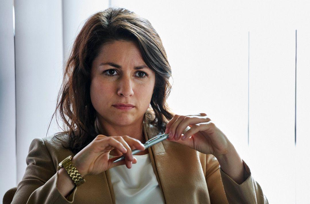 Blickt sie durch? Staatsanwältin Alina Behrens (Eva Meckbach).