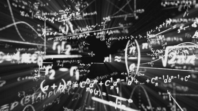 Mathematische Formeln funktionieren im ganzen Universum. Wie kann das sein? Wissenschaftler sind sich uneins.