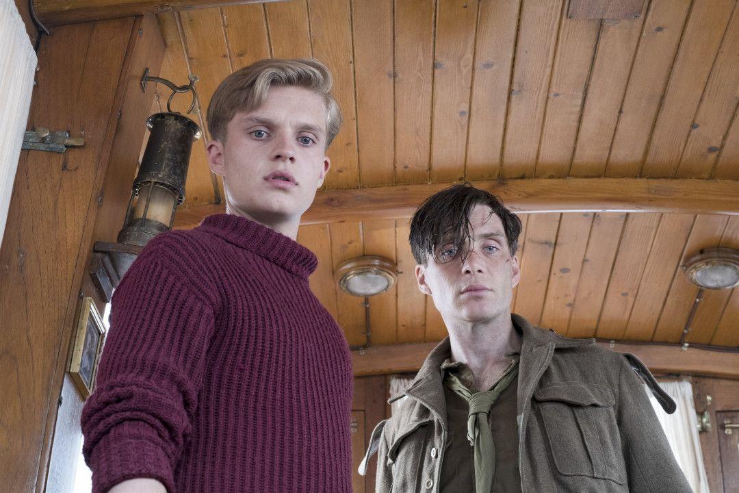 Tom Glynn-Carney (Peter), Cillian Murphy (zitternder Soldat).
