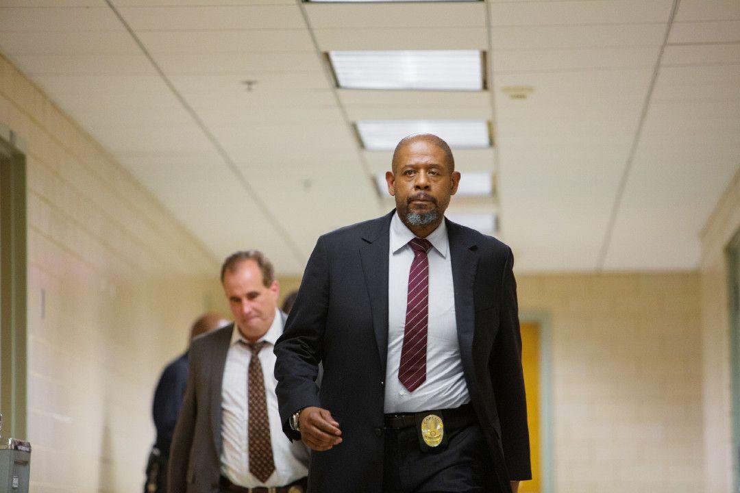 Die Ermittlungen im neuen Mordfall sind selbst für den raffinierten Inspektor Franck Dotzler (Forest Whitaker, r.) eine große Herausforderung. Doch er will dem endlich ein Ende setzen und ist dem Hauptverdächtigen dicht auf den Fersen.