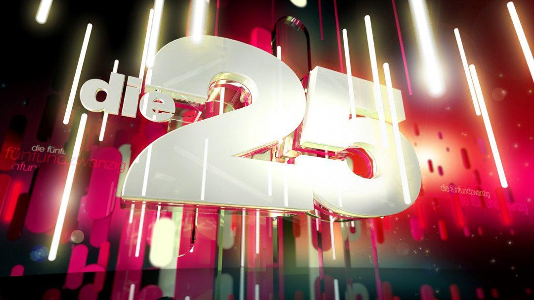 Die 25 ...Die Verwendung des sendungsbezogenen Materials ist nur mit dem Hinweis und Verlinkung auf TVNOW gestattet.