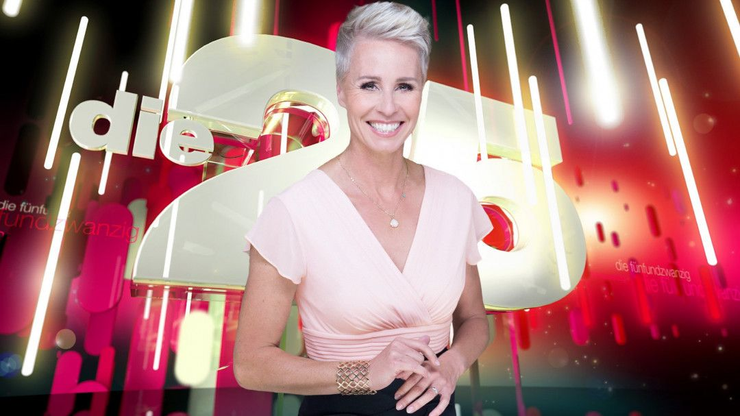 Moderatorin Sonja ZietlowDie Verwendung des sendungsbezogenen Materials ist nur mit dem Hinweis und Verlinkung auf TVNOW gestattet.