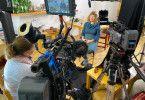Making of: Teresa Distelberger im Interview mit Alexandra Schneider.