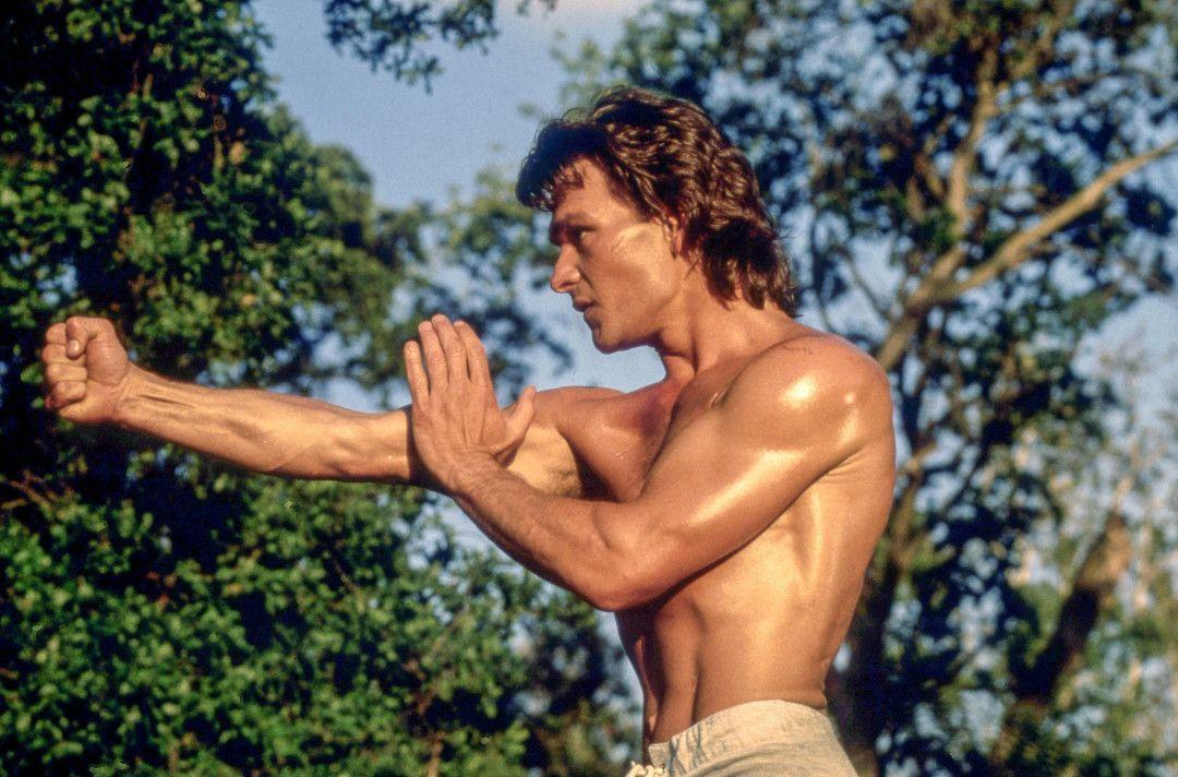 Tanzend von Houston nach Hollywood – Patrick Swayze ist eine Leinwandikone und blieb gleichzeitig immer auch ein Cowboy.