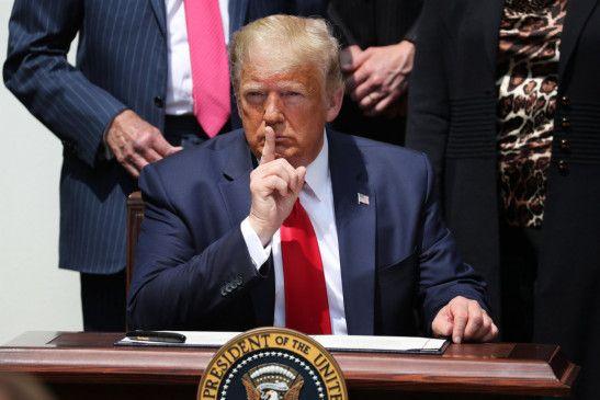 Wie gut ist Donald Trump als Krisenmanager? Sein Verhalten in der Corona-Krise wird zum Prüfstein seiner Präsidentschaft.