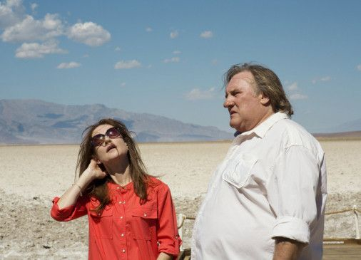 Tal der Liebe Warten auf ein Wunder: Isabelle Huppert als Isabelle, Gérard Depardieu als Gérard