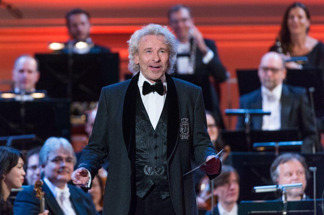 Thomas Gottschalk präsentiert auch in diesem besonderen Jahr den OPUS KLASSIK aus dem Konzerthaus Berlin.