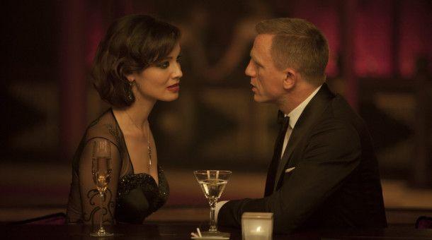 Im Zwielicht von Macao: Die schöne Severine (Bérénice Lim Marlohe) soll Bond (Daniel Craig) zu Silva führen.