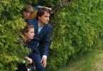 Auf Eroberungstour: Klemens Kurz (Oliver Mommsen) mit seinen Kindern Nelli (Rieke Seja) und Carlo (Alessandro Schuster).