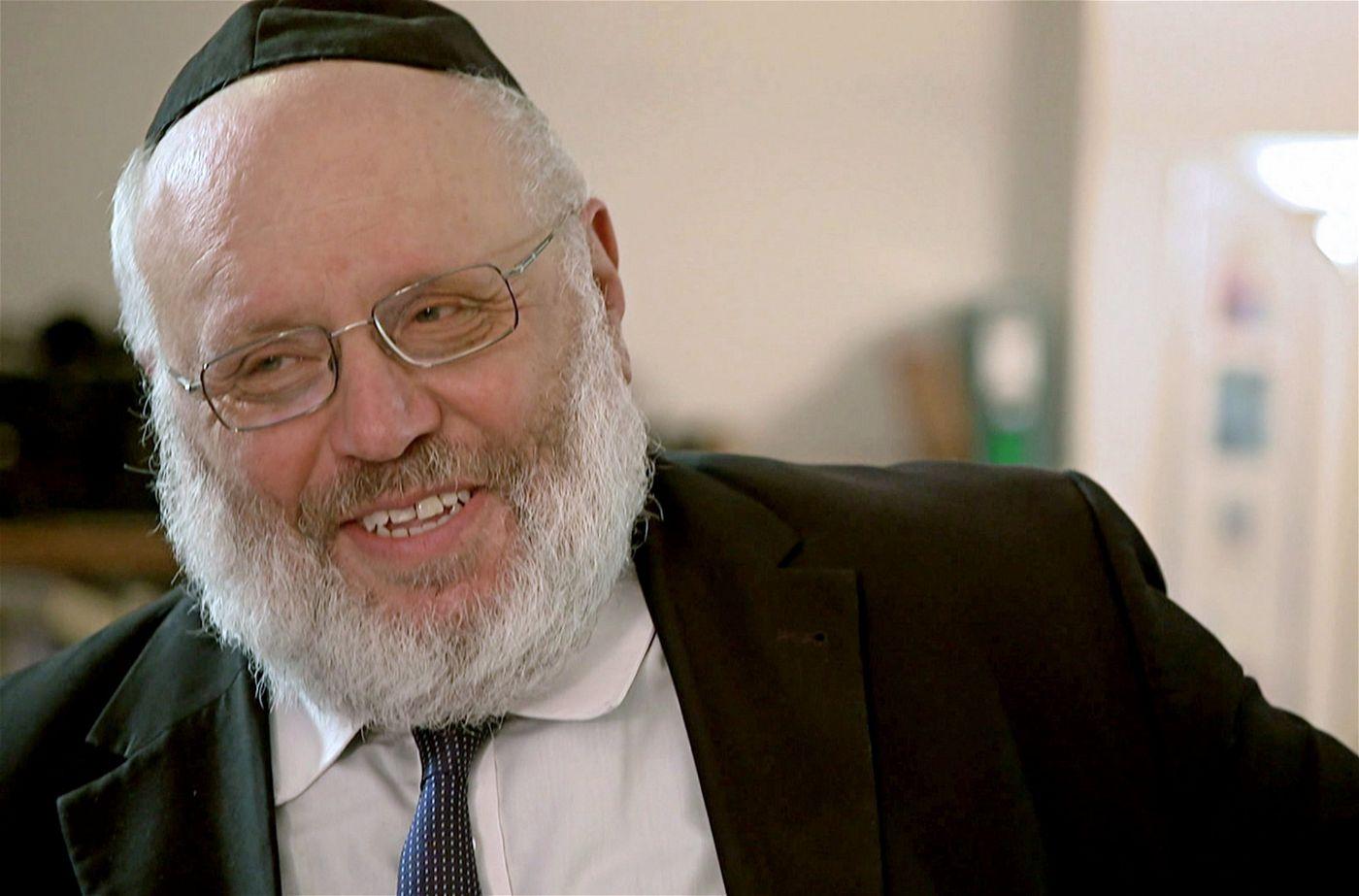 Rabbi Walter Rothschild erklärt den typisch jüdischen Humor.