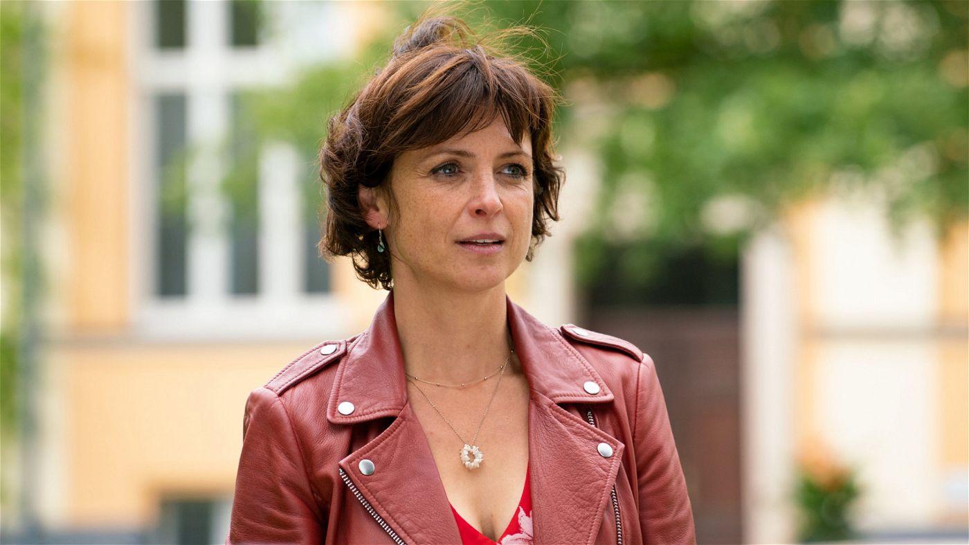 Emma Blum (Julia Brendler) hat ein schmerzliches Geheimnis.