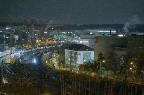 Im Stuttgarter Stadtteil Leonberg unterhält der Automobilzulieferer Bosch mehrere Werke. Bosch entwickelte die Software, die den Betrug erst möglich machte.