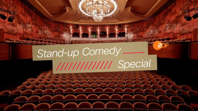 Idil Baydar - Stand-up-Comedy-Special
