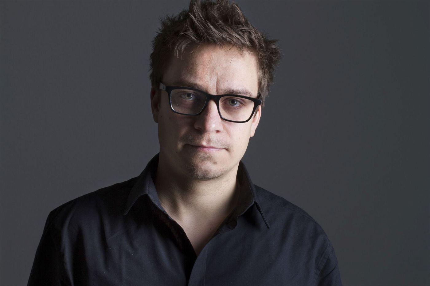 """Regisseur Patrick Vollrath inszenierte mit """"7500"""" seinen ersten Langfilm."""