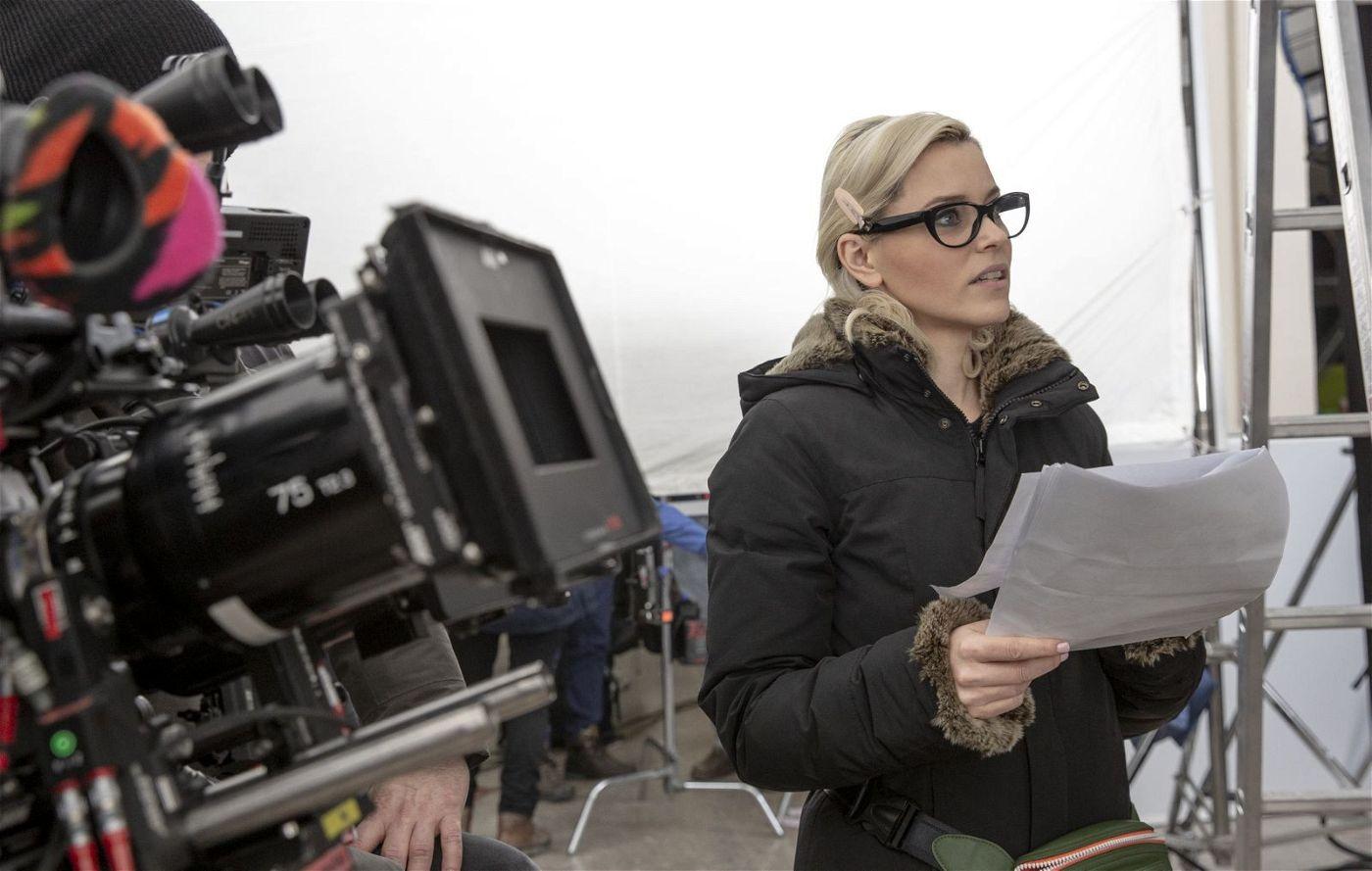 """Elizabeth Banks führte Regie bei """"3 Engel für Charlie""""."""
