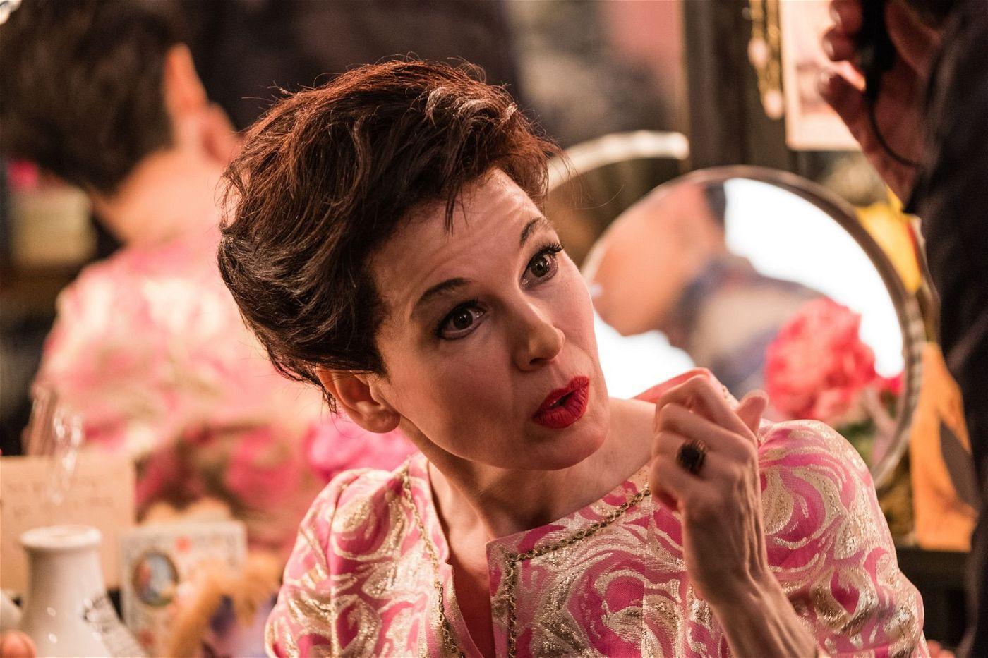 Ihr Leben war das Showbusiness: Judy Garland (Renée Zellweger) flog hoch und fiel tief.