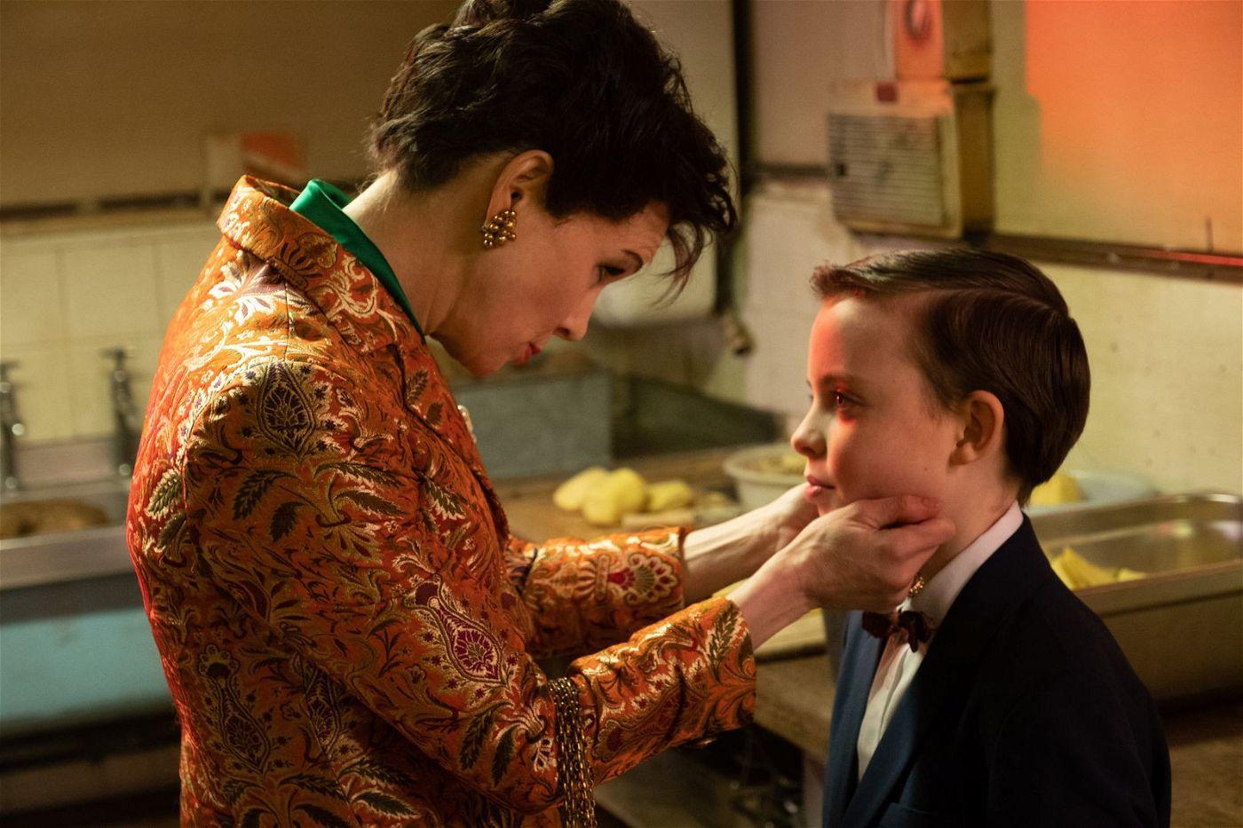 Judy Garland (Renée Zellweger) will ihrem Sohn Joey (Lewin Lloyd) gern eine gute Mutter sein.