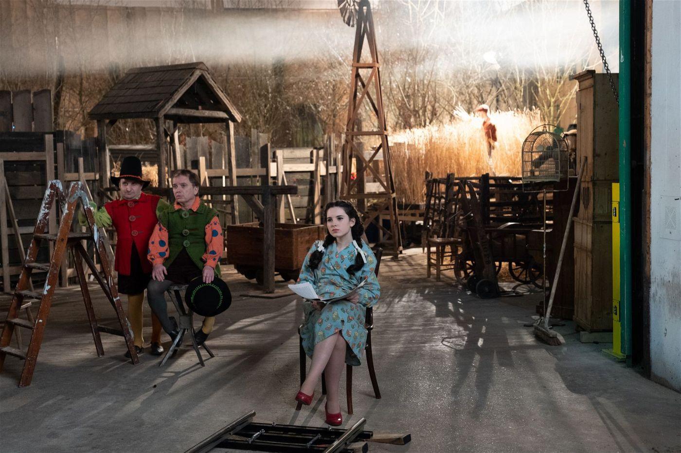 """Mit """"Der Zauberer von Oz"""" fing für Judy Garland (Darci Shaw) eine Karriere voller Höhen, Abstürze und Comebacks an."""