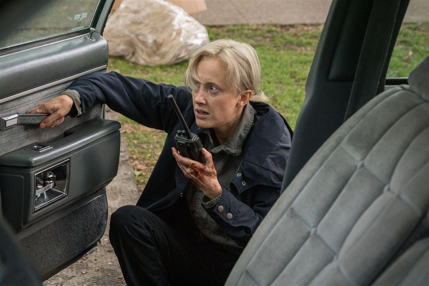 Ihr neuer Fall verlangt Detectice Muldoon (Andrea Riseborough) alles ab.