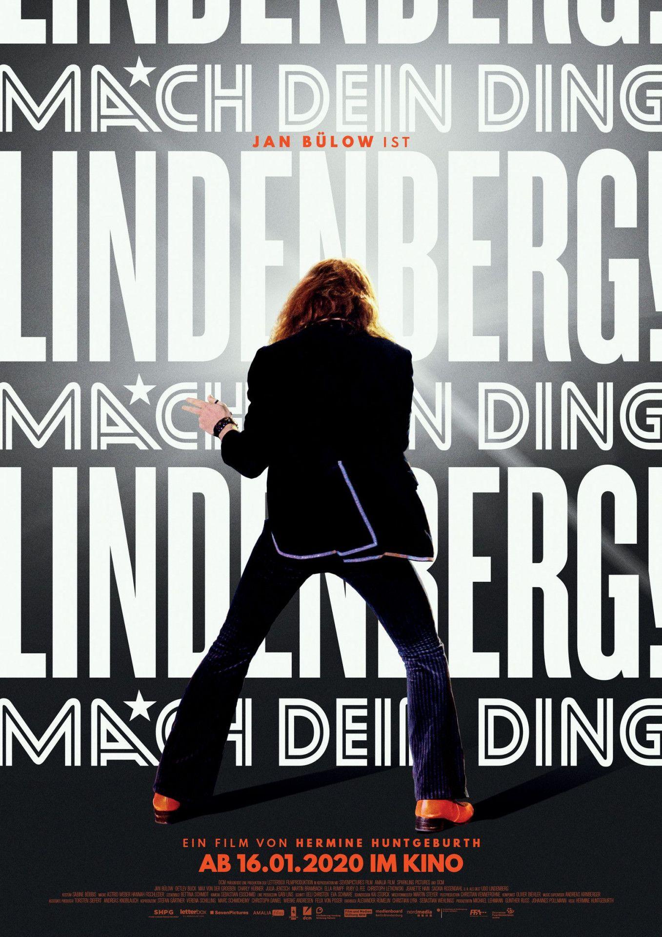 """""""Lindenberg! Mach dein Ding"""" erzählt die Geschichte des wohl bekanntesten Rockmusiker Deutschlands: Udo Lindenberg."""