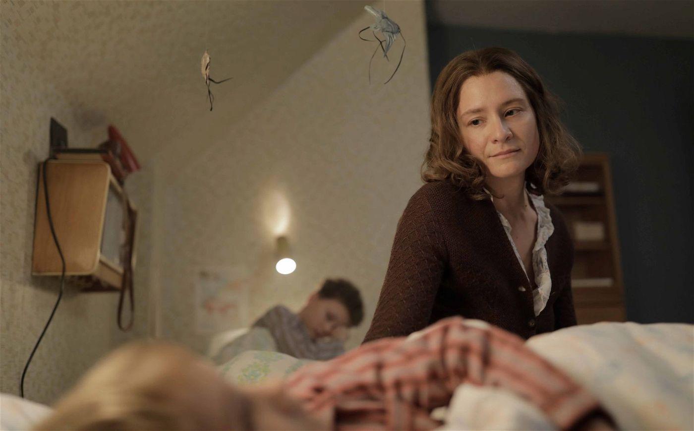 Udos Mutter Hermine (Julia Jentsch) ist immer für ihren Sohn da.