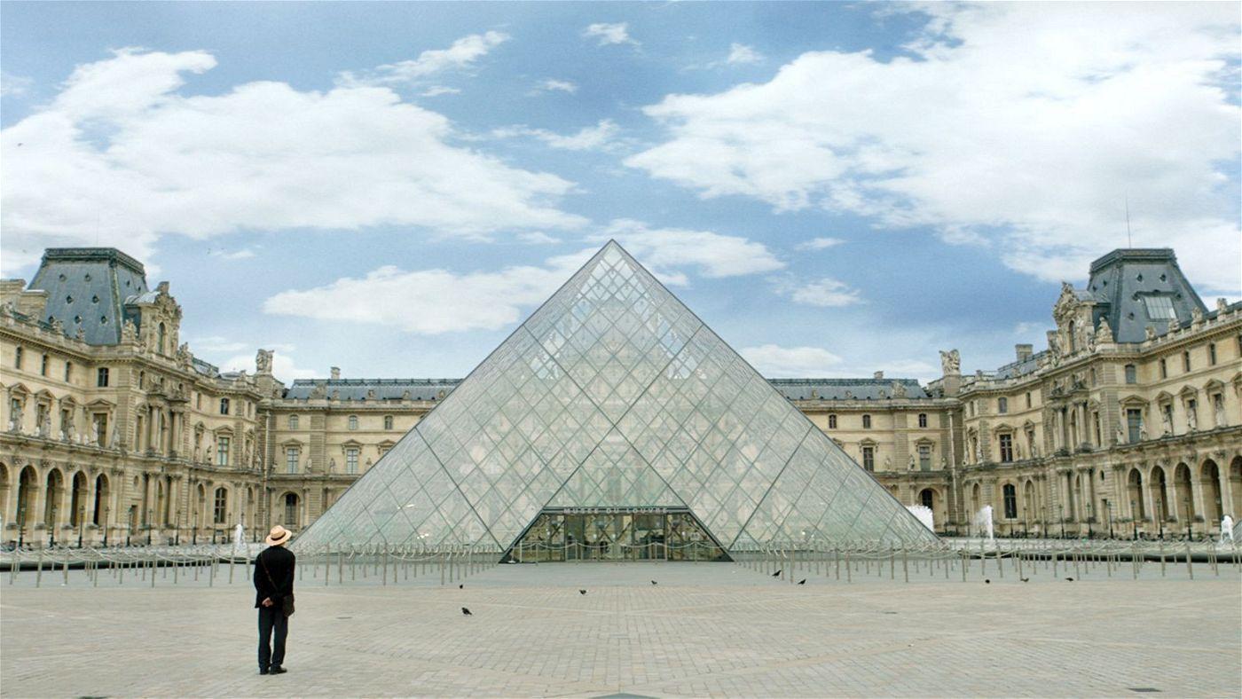 """Paris als Ort der Stille erleben zu dürfen - allein dafür lohnt sich """"Vom Gießen des Zitronenbaums""""."""
