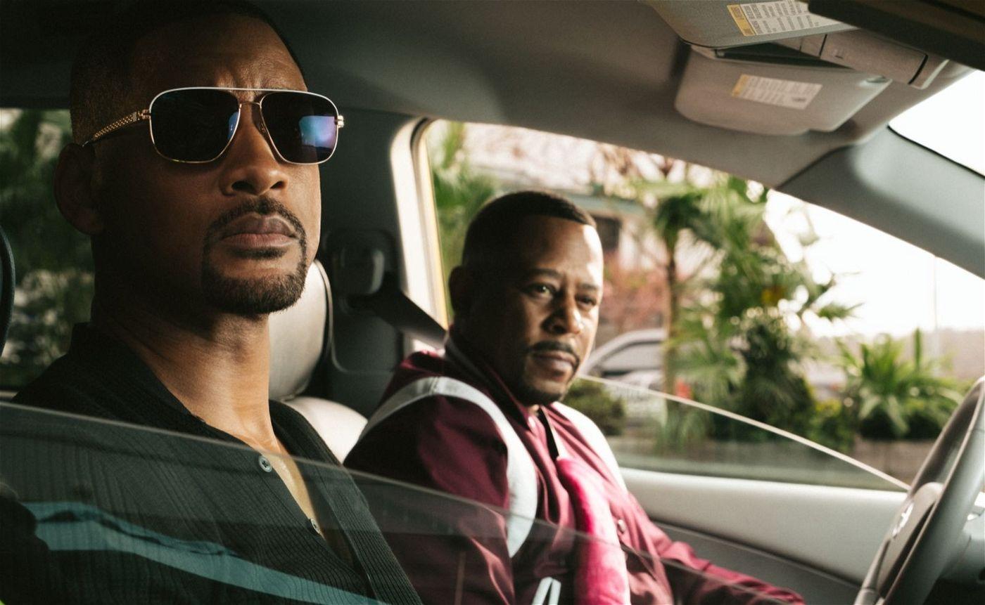 Eigentlich sitzt Mike (Will Smith, links) ja lieber selbst am Steuer. Die Familienkutsche darf aber Marcus (Martin Lawrence) fahren.