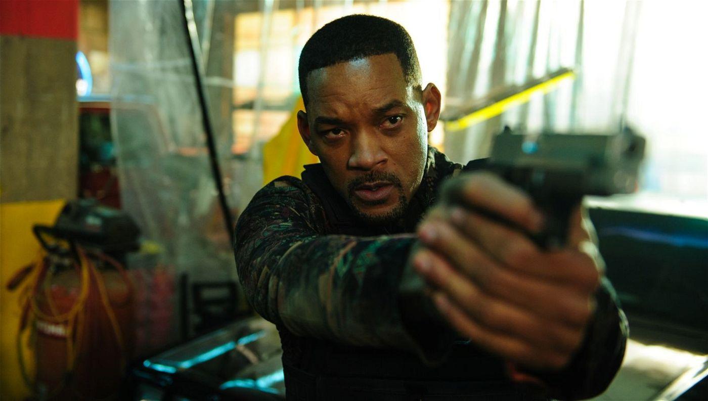 Erst schießen, dann reden - Mike (Will Smith) ist noch ein Cop der alten Schule.