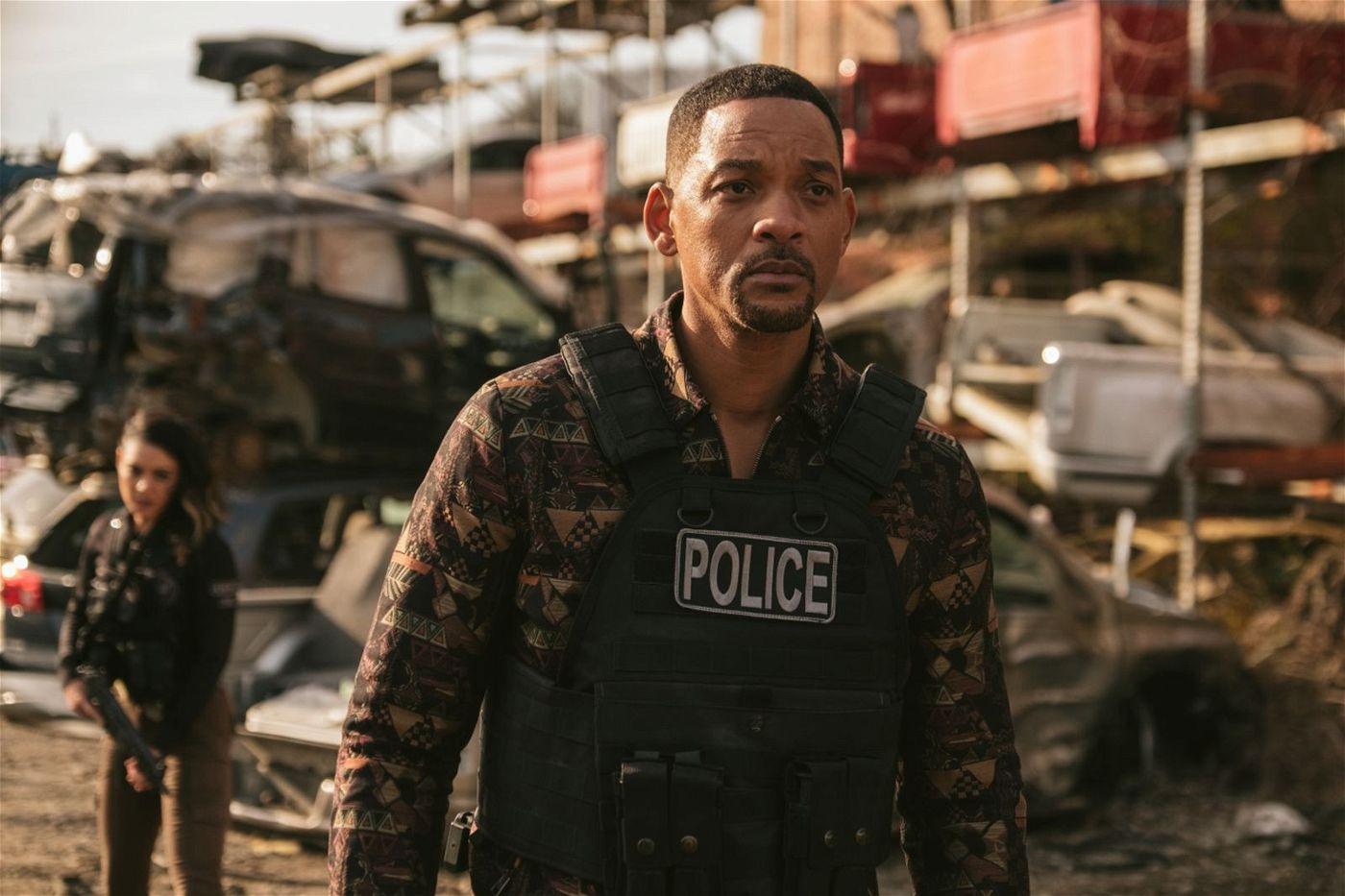 Mike (Will Smith) ermittelt nach einem Anschlag auf sein Leben in eigener Sache.