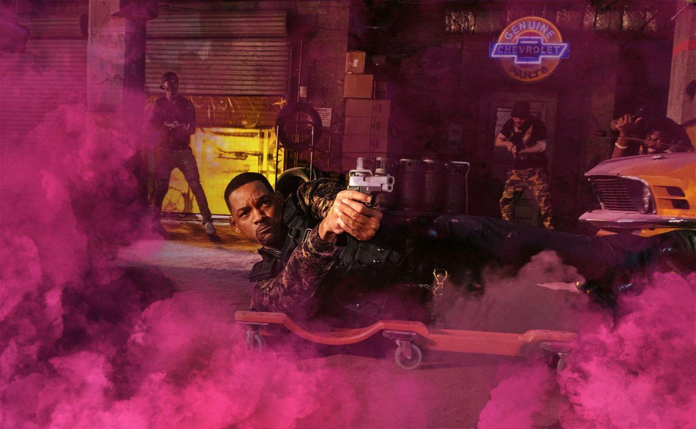 Keiner schießt so gut wie Drogenfahnder Mike (Will Smith).