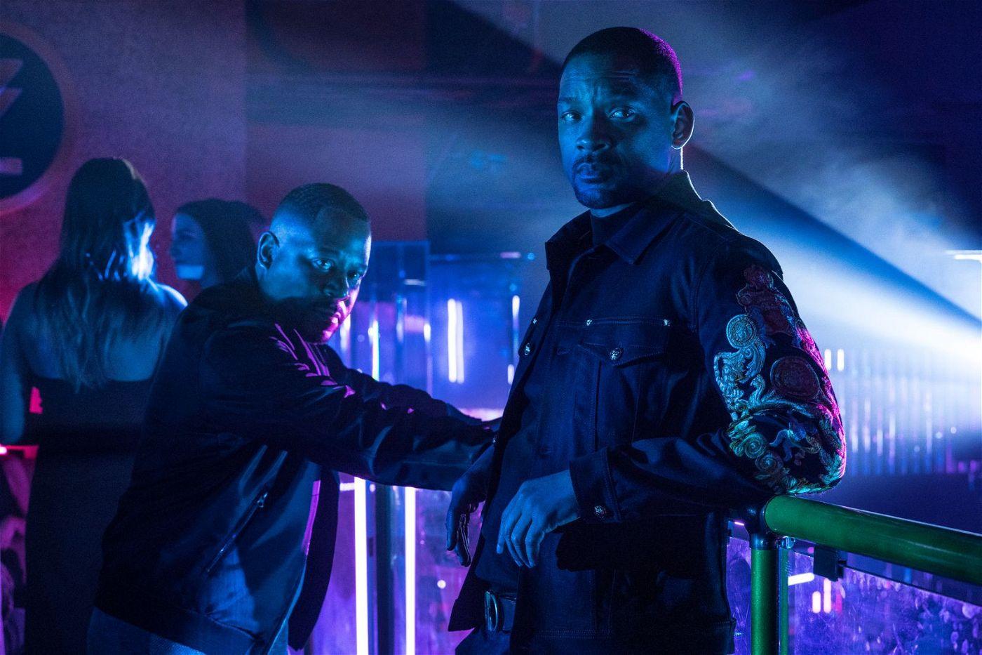 """Posen können sie noch wie eh und je: Martin Lawrence (links) und Will Smith in """"Bad Boys for Life""""."""