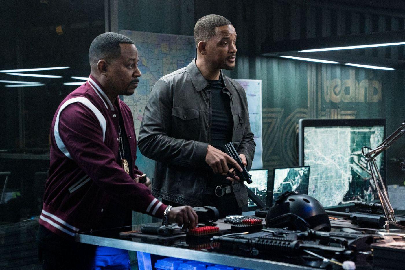 Keine Zeit für die Rente: Marcus (Martin Lawrence, links) und Mike (Will Smith) müssen noch einmal zeigen, was in ihnen steckt.