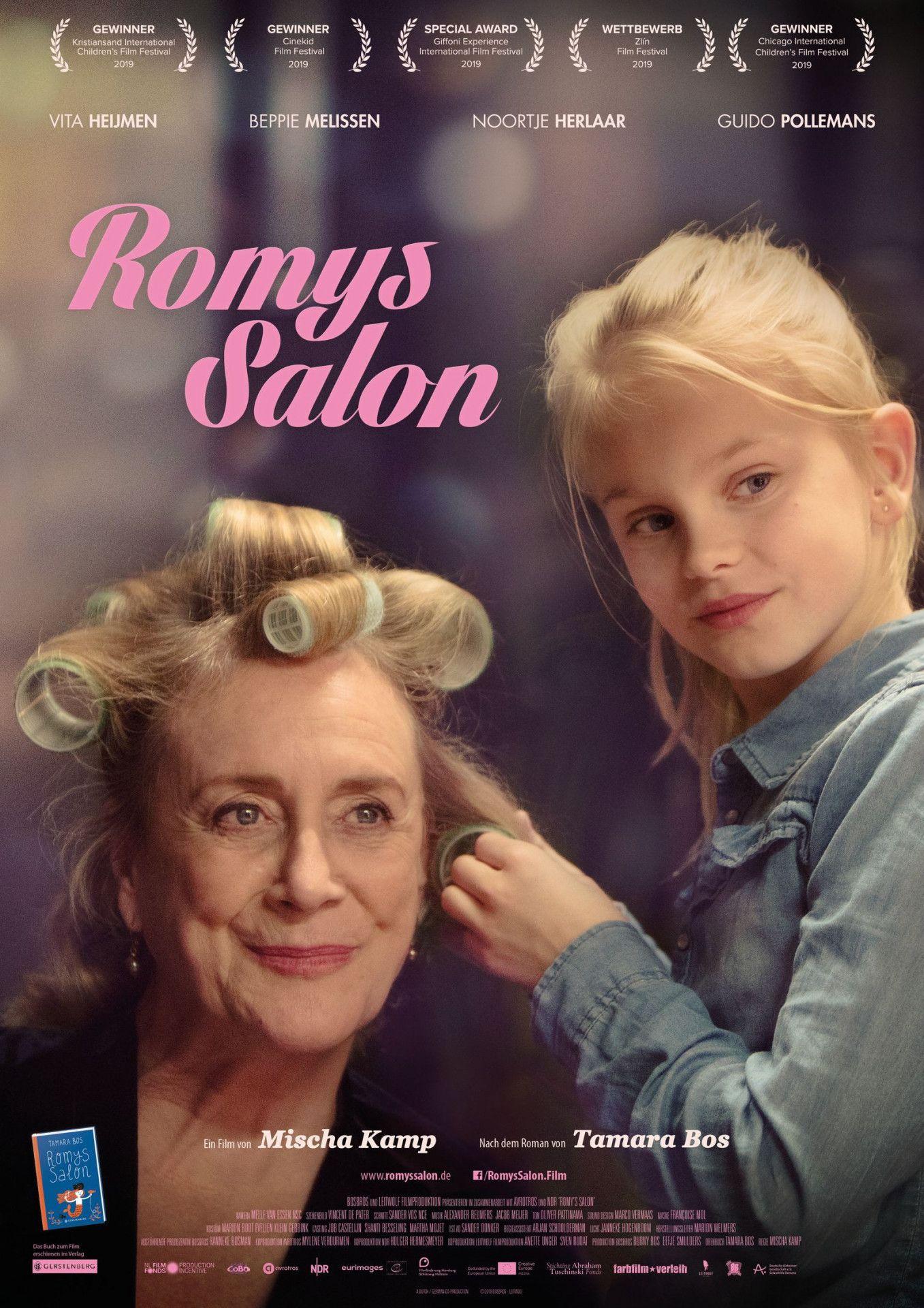 """""""Romys Salon"""" basiert auf dem gleichnamigen Kinderbuch von Tamara Bos."""