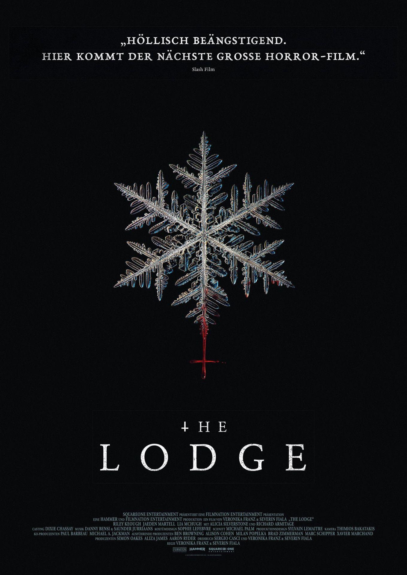 """Ihren Horrofilm """"The Lodge"""" haben die österreichischen Regisseure Veronika Franz und Severin Fiala in der Einöde Kanadas gedreht."""