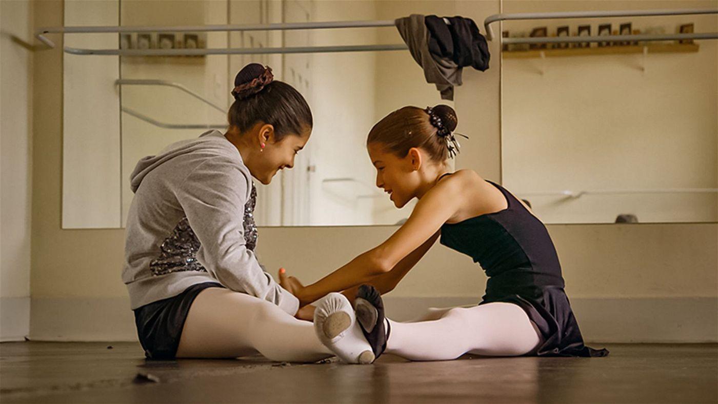 In der Ballettschule von Fernanda Bianchini geht es auch um ein Gefühl von Gemeinsamkeit.