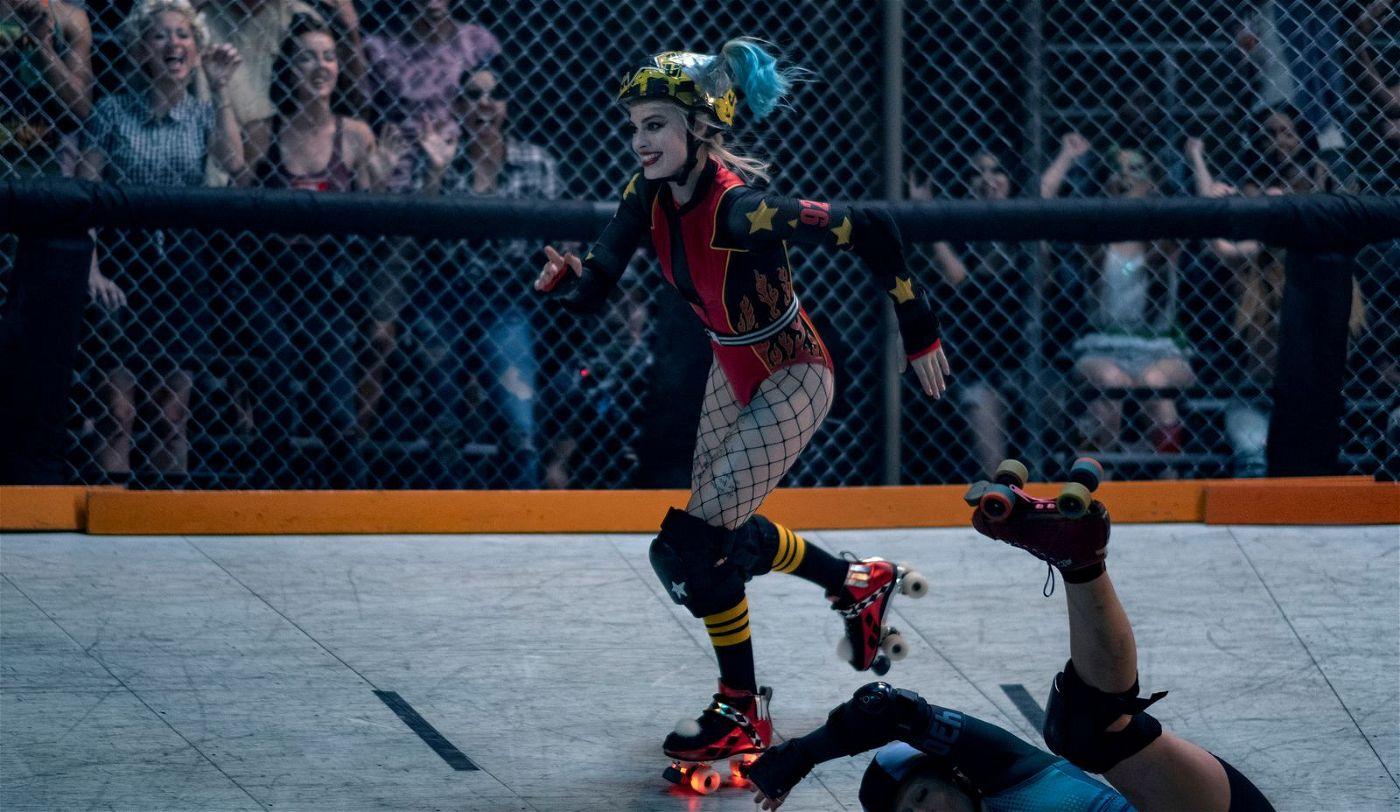 Harley Quinn (Margot Robbie) liebt es bunt - und blutig.