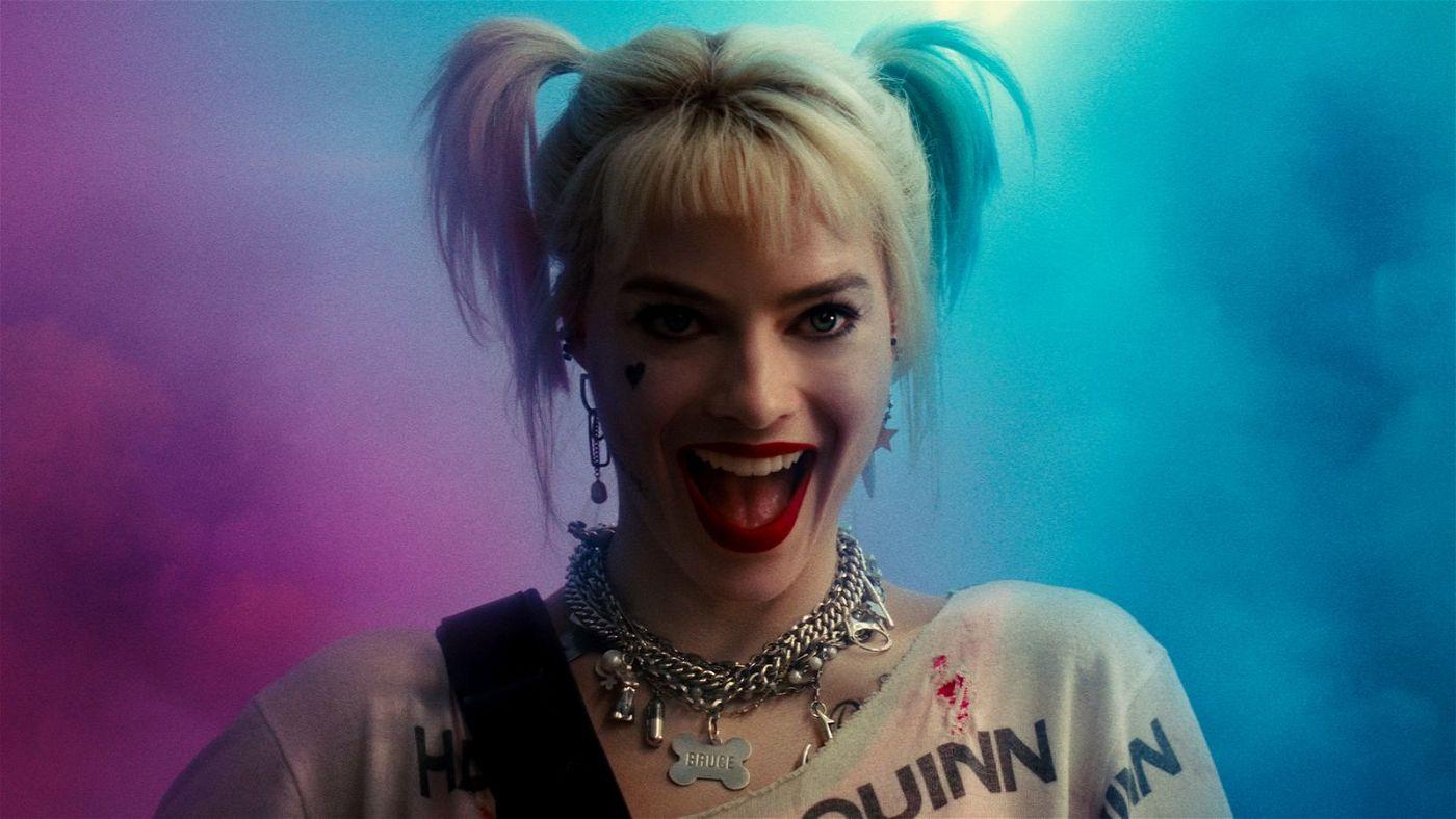 Man sieht es: Harley Quinn (Margot Robbie) ist eine eher durchgeknallte Person.