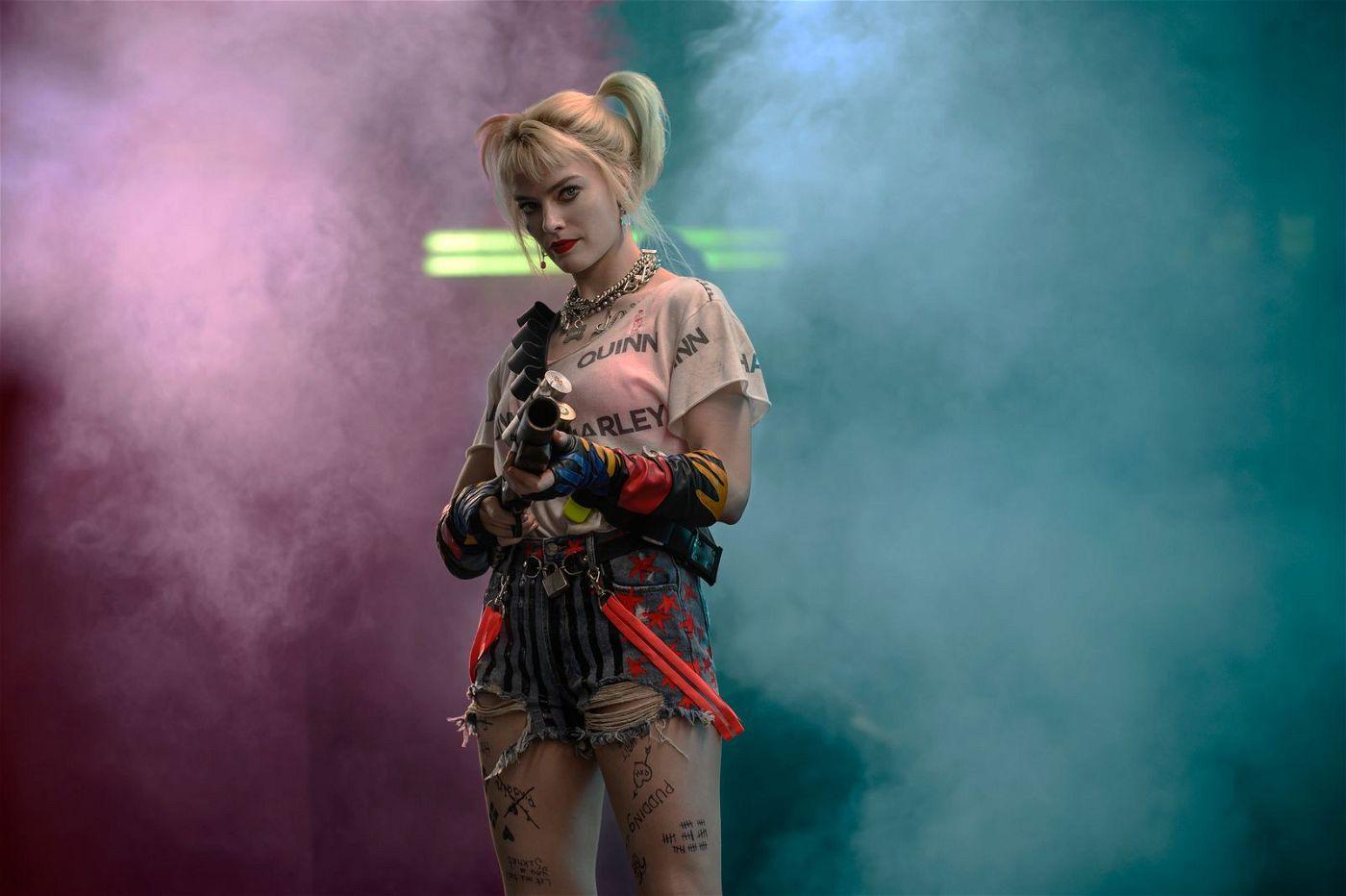 """Nach """"Suicide Squad"""" hat Antiheldin Harley Quinn (Margot Robbie) nun in ihrem ersten eigenen Film einen großen Auftritt."""
