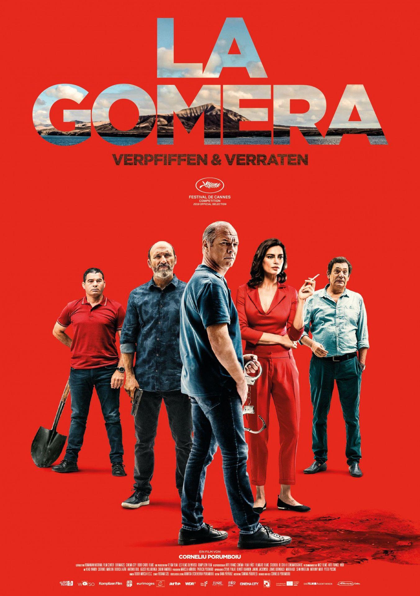 """""""La Gomera"""" erzählt mit aller Ruhe und leisem Witz von einer aufregenden Jagd nach 30 Millionen gut versteckten Euro."""